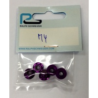 aluminium-m4-lock-nuts-purple